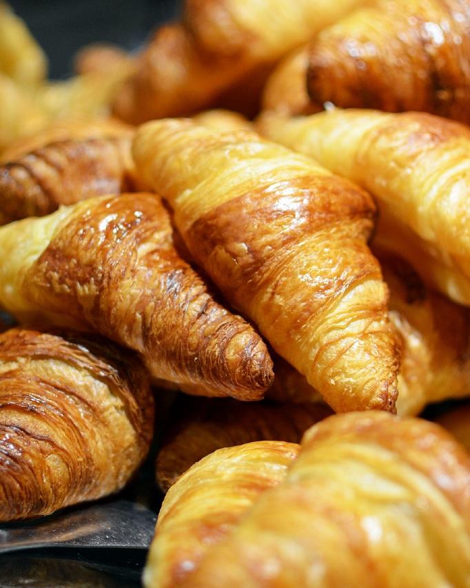 croissants Finding France