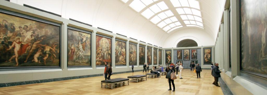 paris museum Finding France
