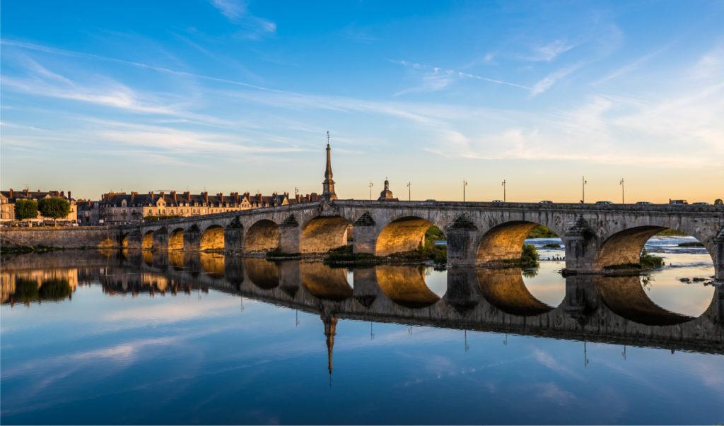 Pont de blois Loire Valley Castle